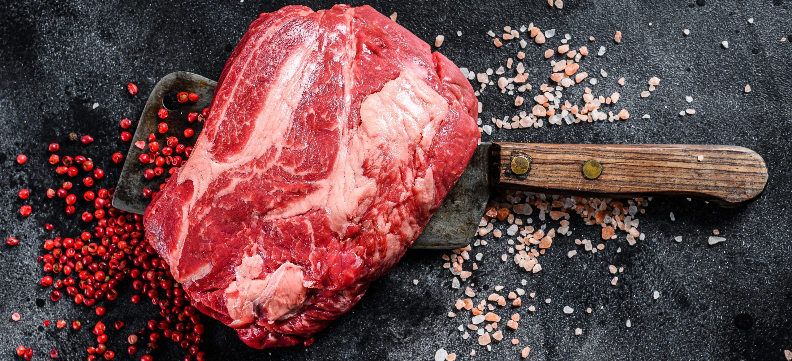 La carnicería y el carnicero de ayer que perviven hoy