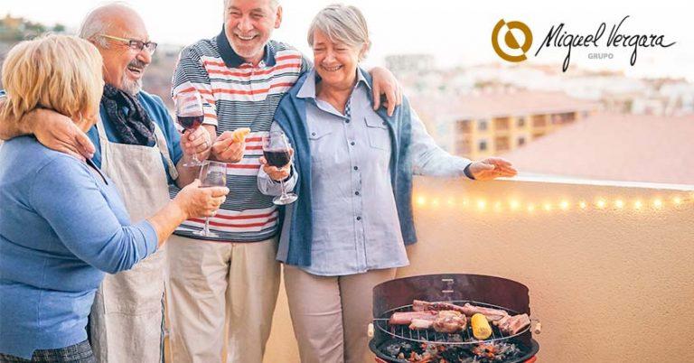 El papel de la carne en la alimentación de las personas mayores