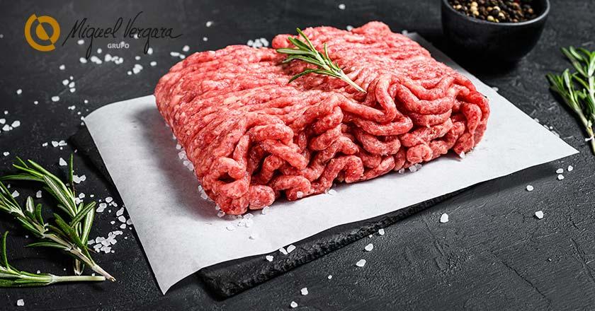 que es la carne picada