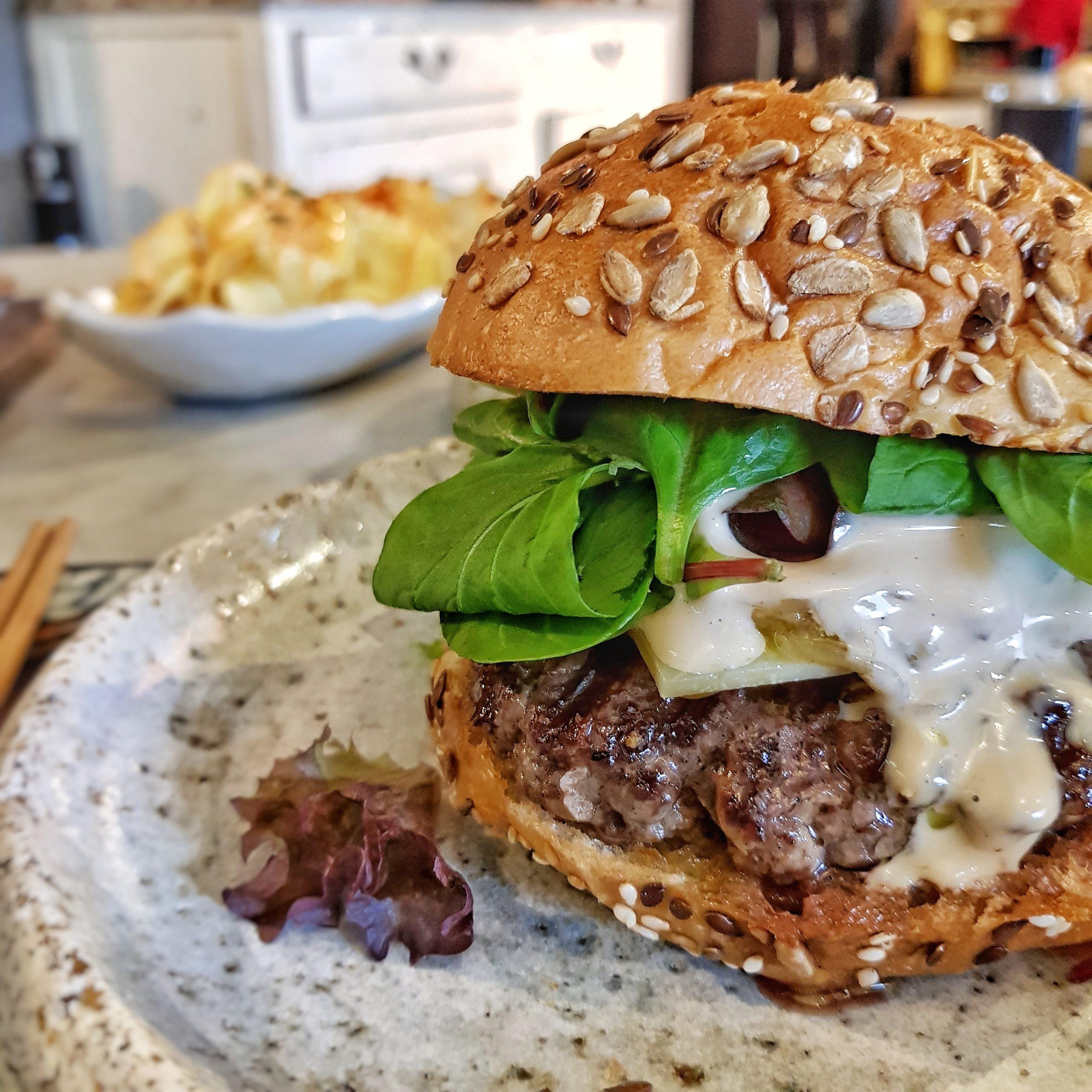 La receta de la hamburguesa perfecta