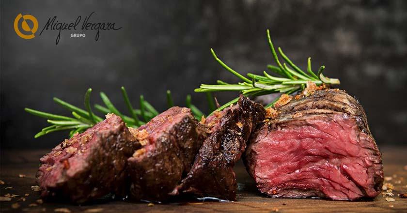 Grados de cocción de la carne