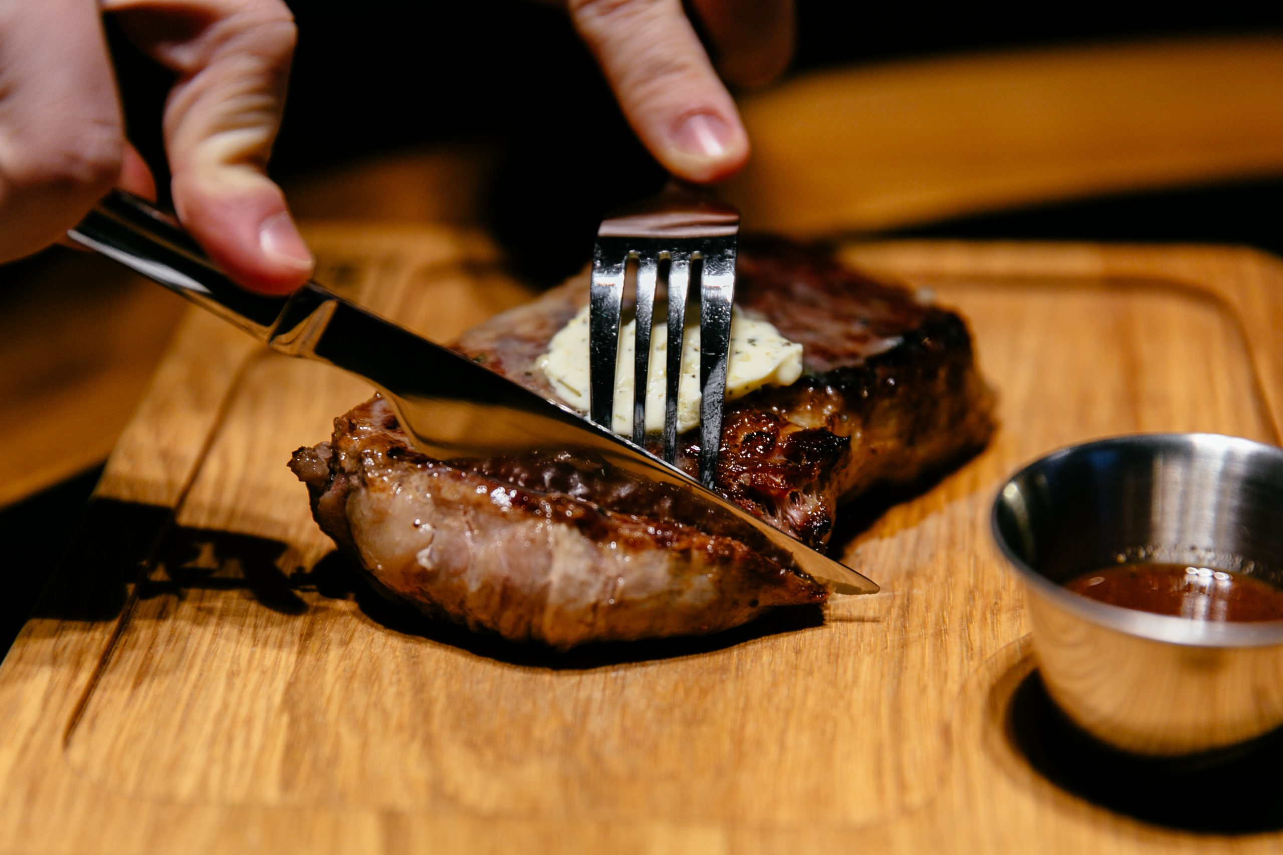 Cómo catar carne correctamente